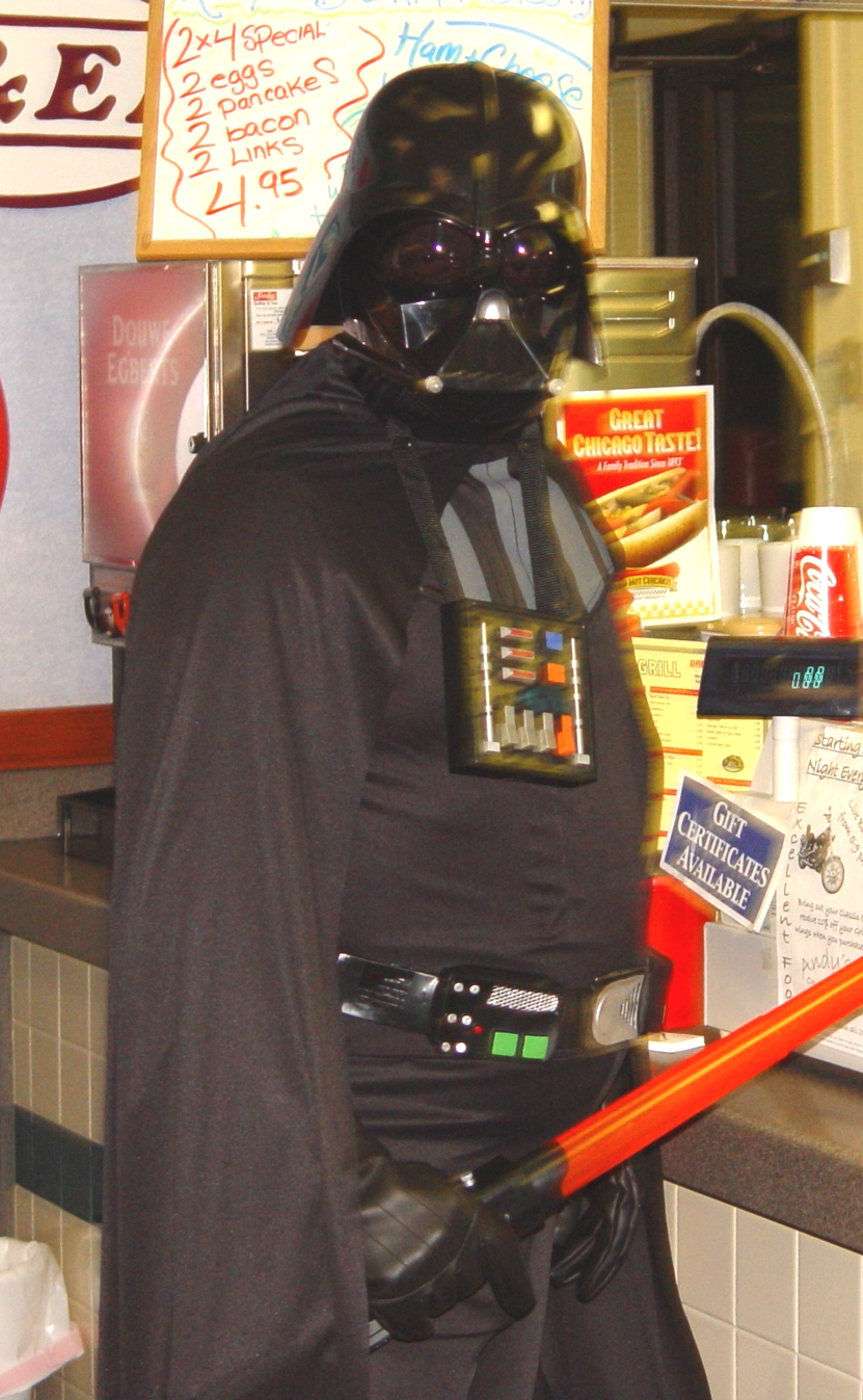 darth vador-counter