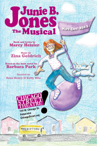 Junie B. Jones the Musical performed by Chicago Street Theatre