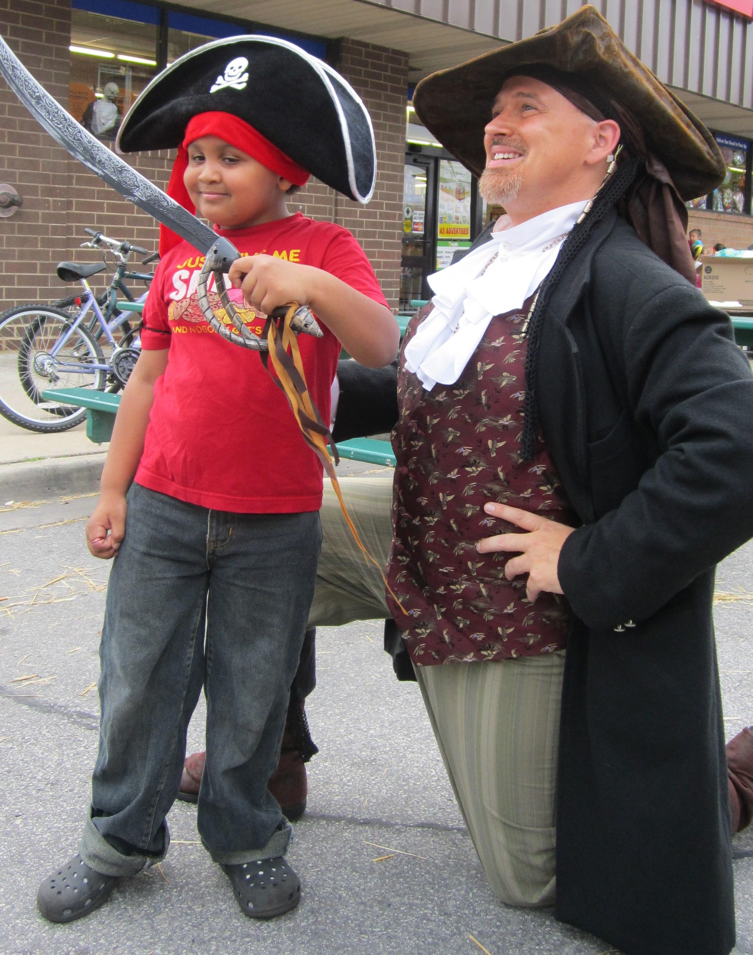 Oktoberfest 13 pirate